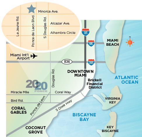 2020 Ponce Map